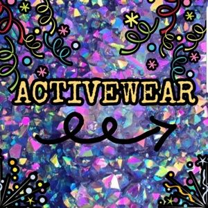 Other - 🏋🏼♀️ ACTIVEWEAR! ➡️